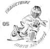Trajectoire moto securite